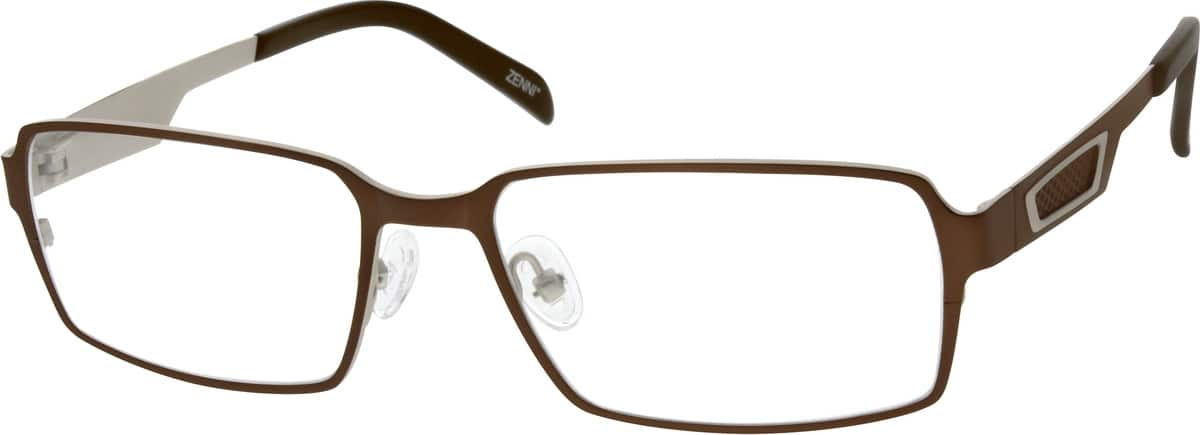 690015-stainless-steel-full-rim-frame-with-spring-hinges
