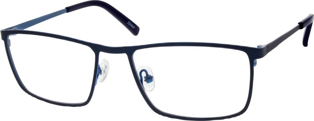 MenFull RimStainless SteelEyeglasses #690415