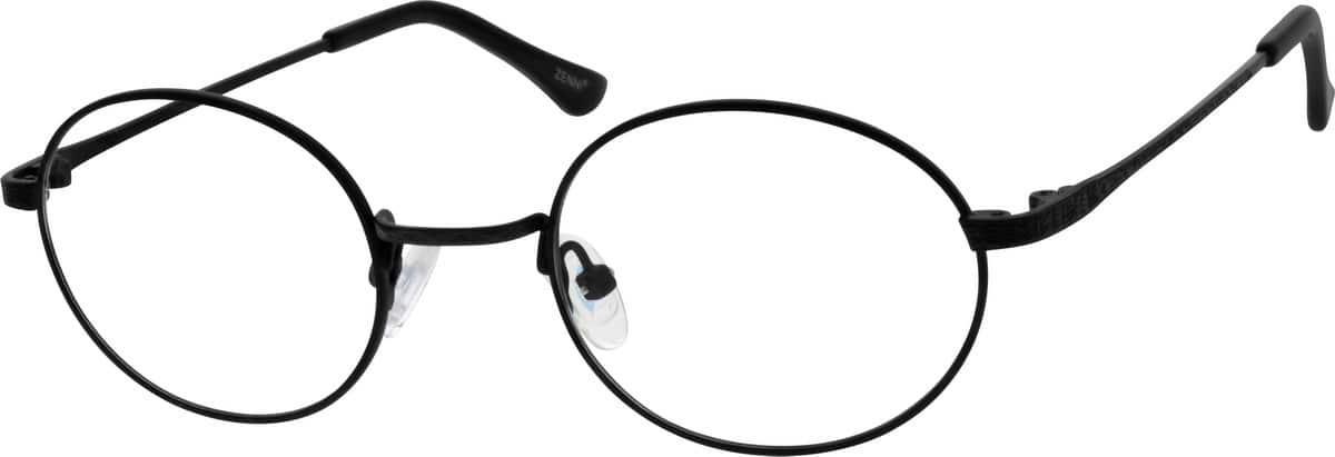 Women Full Rim Stainless Steel Eyeglasses #692521