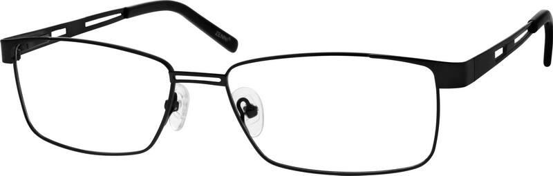 MenFull RimStainless SteelEyeglasses #692815