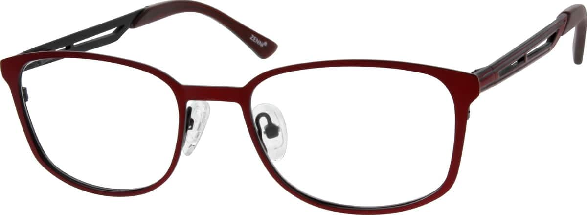 Women Full Rim Stainless Steel Eyeglasses #694917