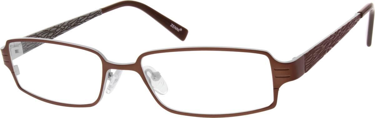 mens-stainless-steel-full-rim-rectangle-eyeglass-frame-696515
