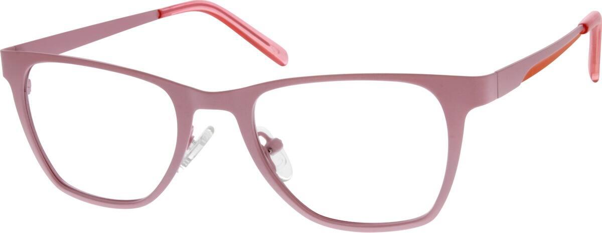 GirlFull RimStainless SteelEyeglasses #698519