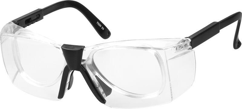 UnisexFull RimAcetate/PlasticEyeglasses #702023