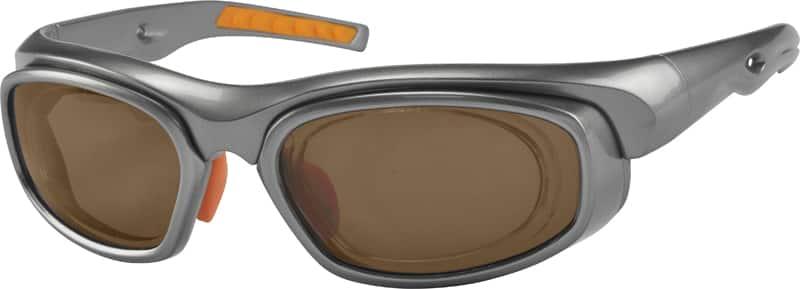 UnisexFull RimAcetate/PlasticEyeglasses #704812