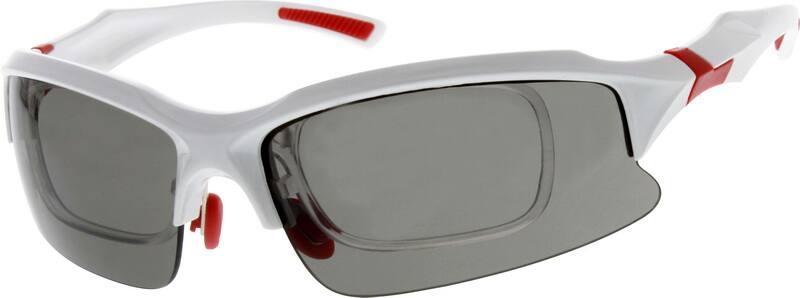 UnisexHalf RimAcetate/PlasticEyeglasses #706230