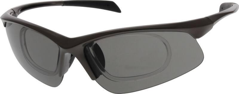 MenHalf RimAcetate/PlasticEyeglasses #706815