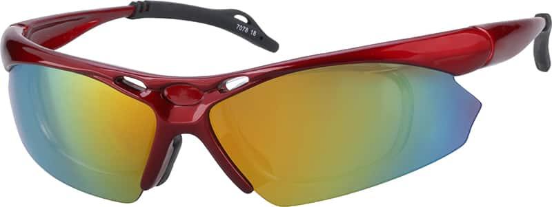 UnisexFull RimAcetate/PlasticEyeglasses #707818
