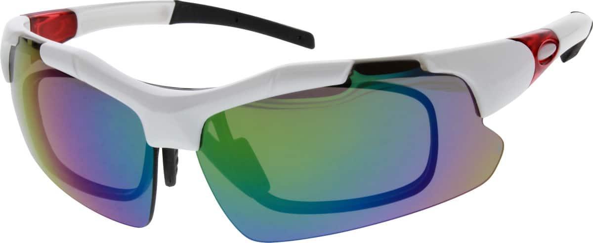 UnisexFull RimAcetate/PlasticEyeglasses #708330