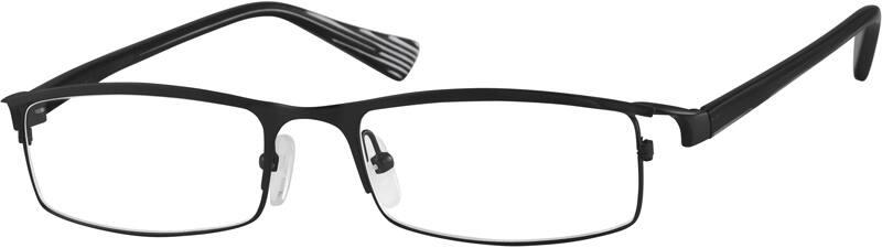 MenFull RimMixed MaterialsEyeglasses #713415