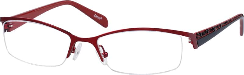 719218-stainless-steel-half-rim-frame-with-acetate-temples