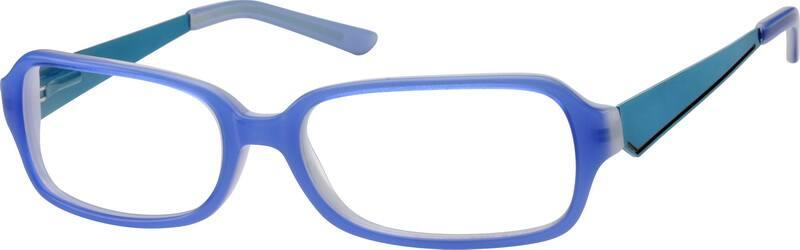 KidsFull RimMixed MaterialsEyeglasses #724316