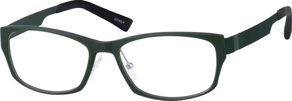 WomenFull RimMixed MaterialsEyeglasses #727224