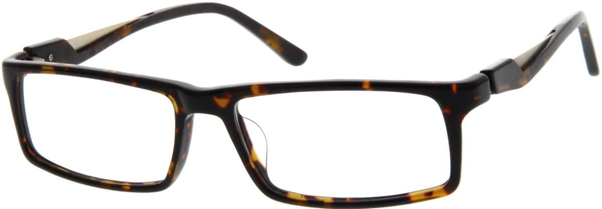 MenFull RimAcetate/PlasticEyeglasses #727525