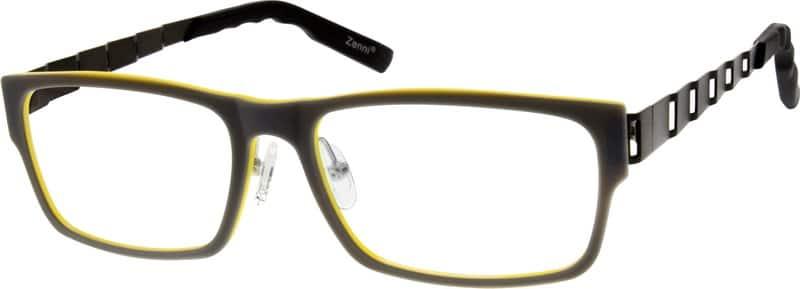 MenFull RimMixed MaterialsEyeglasses #729612