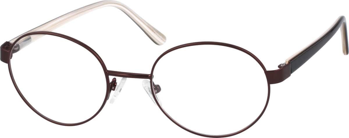 UnisexFull RimMixed MaterialsEyeglasses #730015
