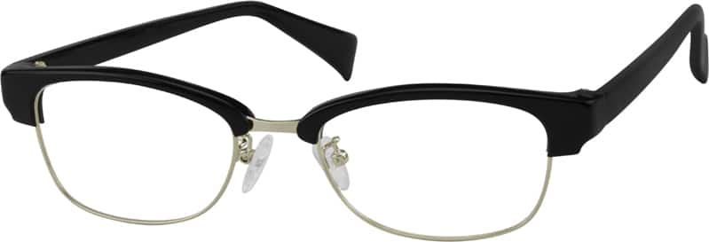 MenFull RimMixed MaterialsEyeglasses #733621