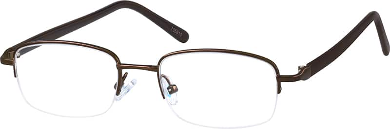 735615-stainless-steel-half-rim-frame-with-acetate-temples