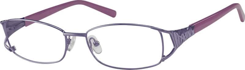 WomenFull RimMixed MaterialsEyeglasses #737514