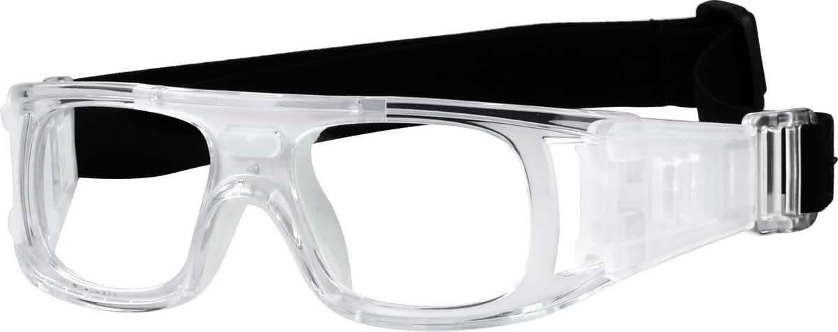 Zenni Optical Safety Glasses : Translucent Prescription Goggles #7428 Zenni Optical ...