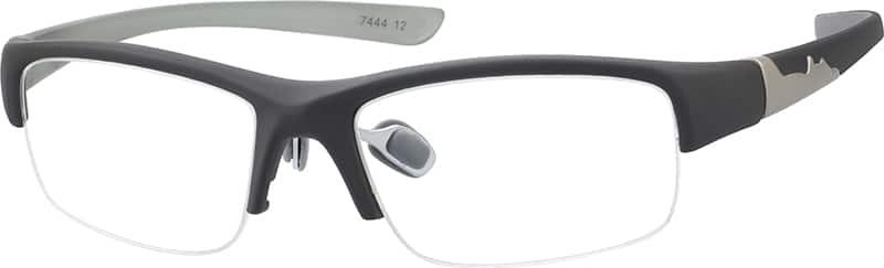 sports frames glasses l1ep  744412-plastic-half-rim-frame $2795 ADD TO FAVORITES Sport Glasses