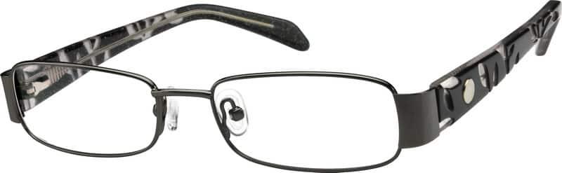 WomenFull RimMixed MaterialsEyeglasses #758712