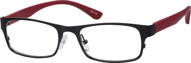 759718-stainless-steel-full-rim-frame-with-plastic-temples
