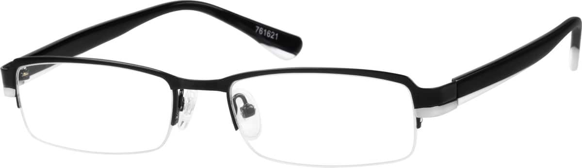 761621-stainless-steel-half-rim-frame-with-acetate-temples