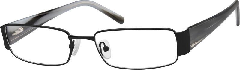MenFull RimMixed MaterialsEyeglasses #762015