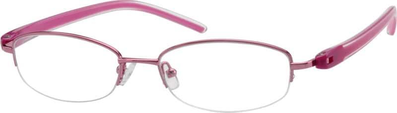 WomenHalf RimMixed MaterialsEyeglasses #762919