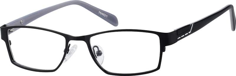 MenFull RimMixed MaterialsEyeglasses #764821