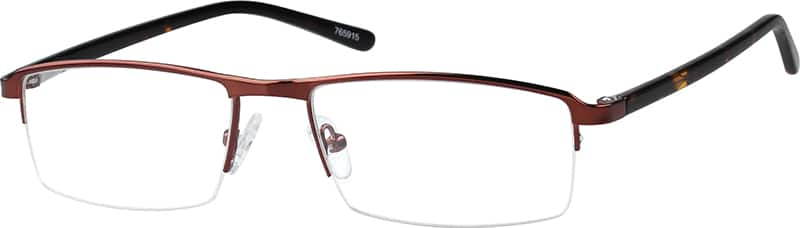 765915-stainless-steel-half-rim-frame-with-acetate-temples-and-spring-hinges