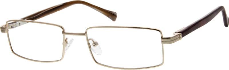 MenFull RimMixed MaterialsEyeglasses #767911