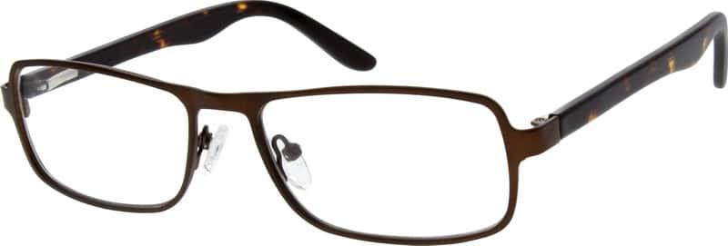 UnisexFull RimMixed MaterialsEyeglasses #769515