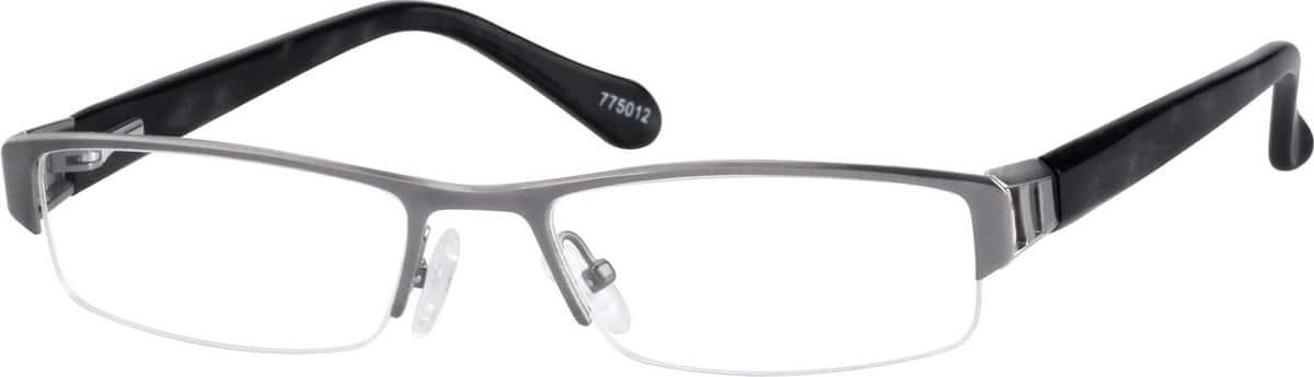MenHalf RimMixed MaterialsEyeglasses #775012