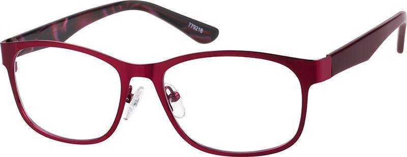 WomenFull RimMixed MaterialsEyeglasses #779218