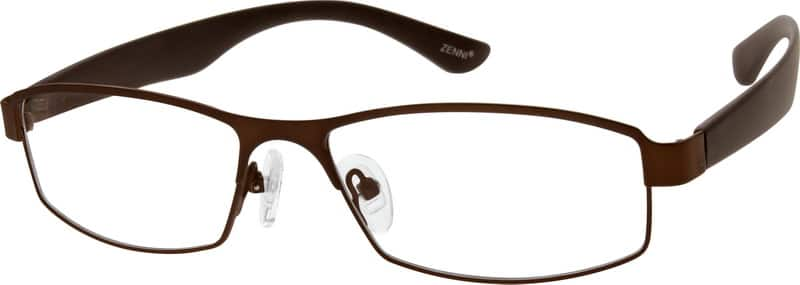 MenFull RimMixed MaterialsEyeglasses #779711