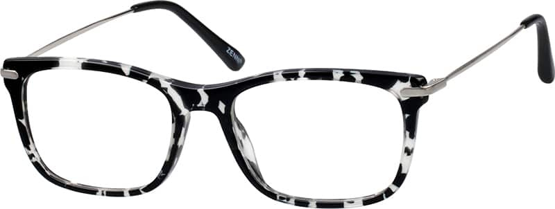 Women's Square Eyeglasses