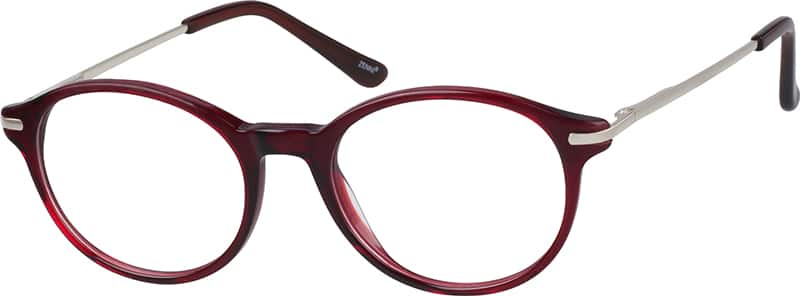 Women's Oval Eyeglasses
