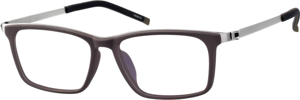 MenFull RimMixed MaterialsEyeglasses #7805015