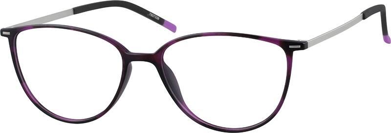 WomenFull RimMixed MaterialsEyeglasses #7807319