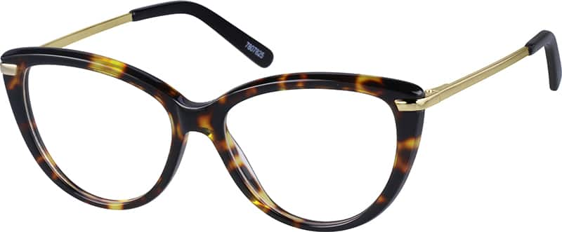 Tortoiseshell Cat Eye Glasses 78078