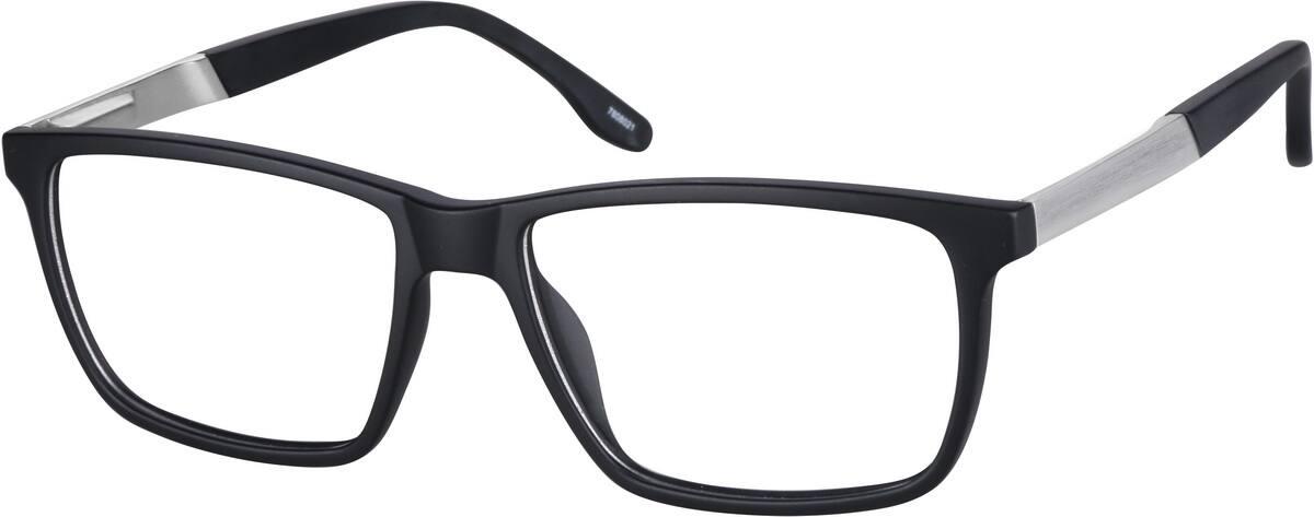 MenFull RimMixed MaterialsEyeglasses #7808015