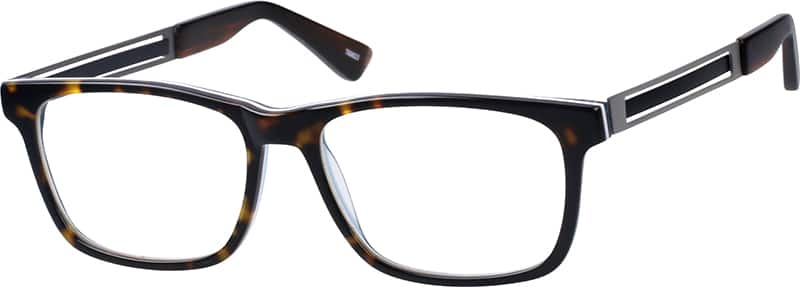 Chic Rectangle Eyeglasses