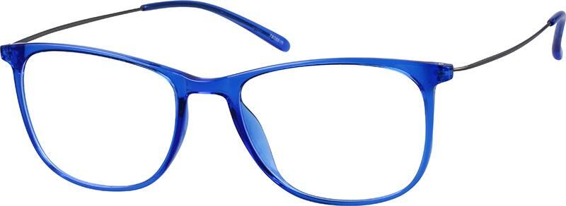 Ultra Thin Square Glasses
