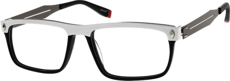 780930-acetate-stainless-steel-full-rim-frame-with-spring-hinges