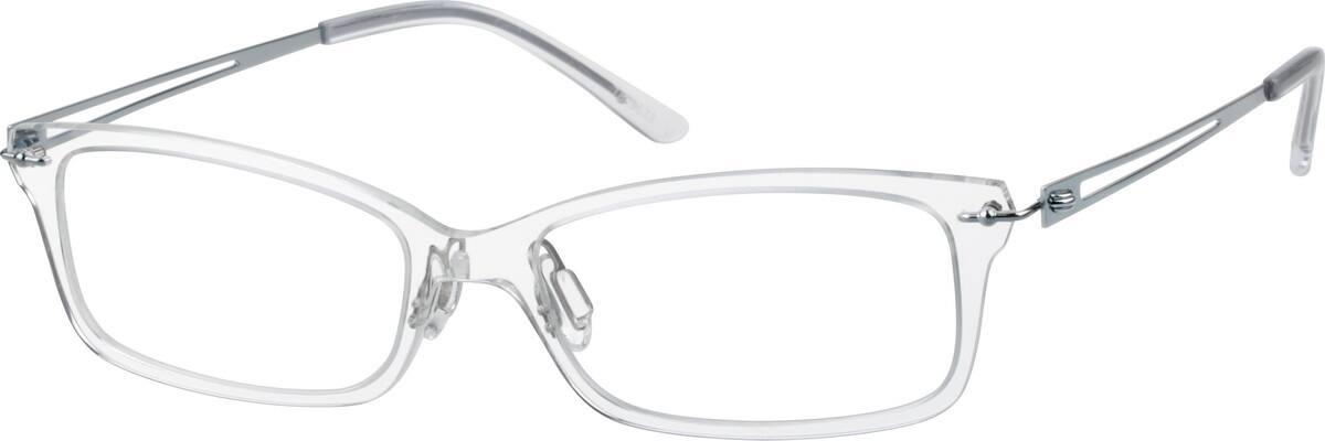 WomenFull RimMixed MaterialsEyeglasses #7809523