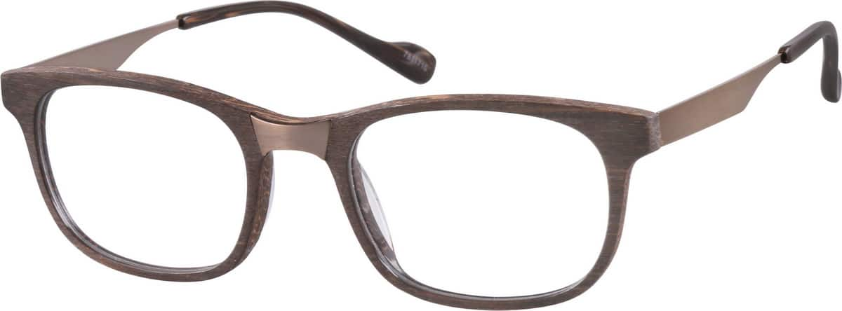 Senita Rectangle Glasses