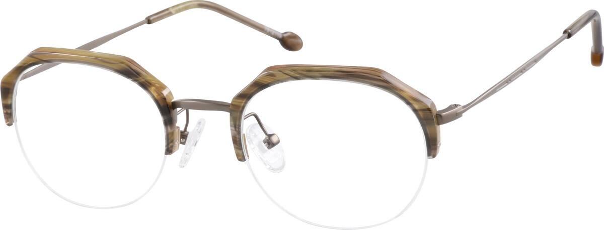 Geometric Glasses