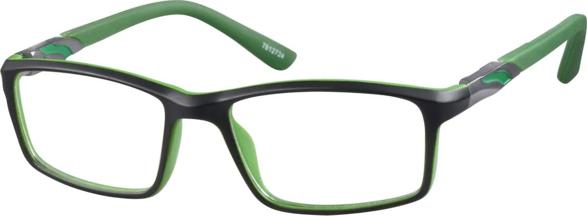Kids' Rectangle Glasses